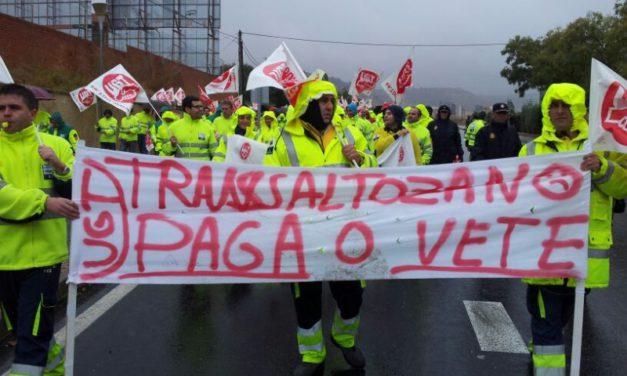 Doscientos trabajadores de ambulancias de Guadalajara verán reconocidos los derechos laborales que los tribunales  les negaron.
