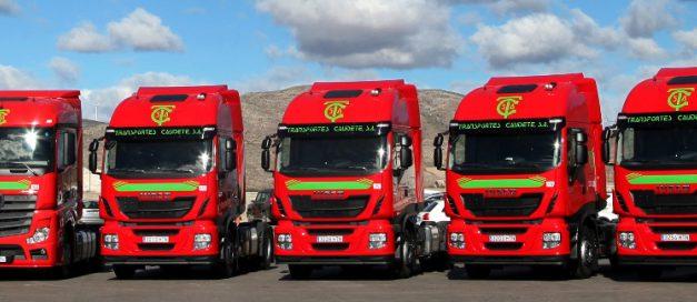 Publicado el convenio de transportes de mercancías  de Albacete