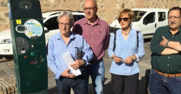 Trabajadores de la concesionaria de la ORA en Toledo piden a Dornier un incremento salarial del uno por ciento