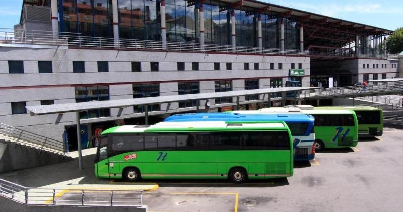 Huelga en Irubús, empresa de autobuses de transporte de viajeros de la sierra Oeste de Madrid