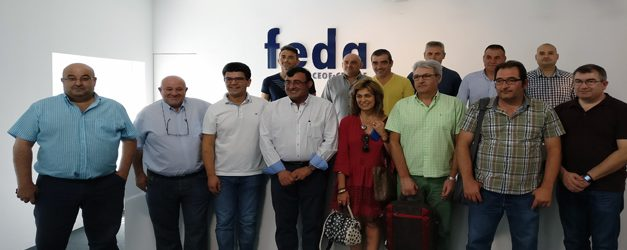 Firmado el Convenio de Transportes de Mercancías de la provincia de Albacete