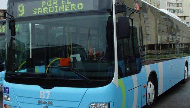 Suspensión de 18 frecuencias de autobuses de Santander (SMTU) por falta de personal