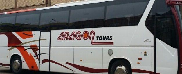 Se mantiene la huelga indefinida en el Transporte de viajeros de la provincia de Zaragoza tras no llegar a acuerdo