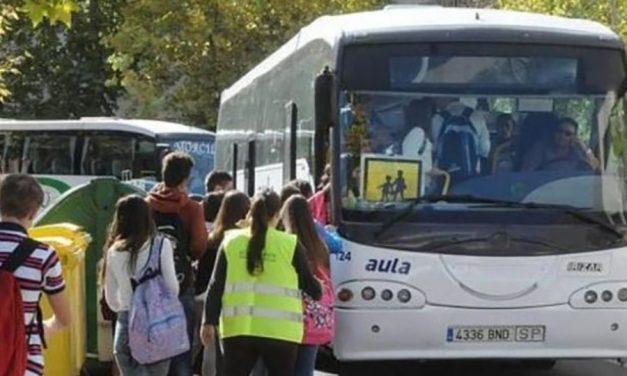 UGT rechaza el decreto que integra en Cantabria el transporte público regular de uso general y el de uso especial