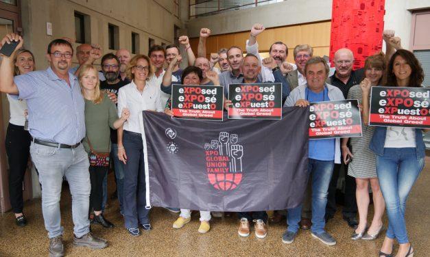 Los sindicatos presionan a XPO Logistics para que cumpla la ley de vigilancia francesa