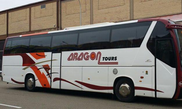 UGT y CCOO convocan huelga en el sector de transporte de viajeros de Zaragoza los días 6 y 9 de diciembre