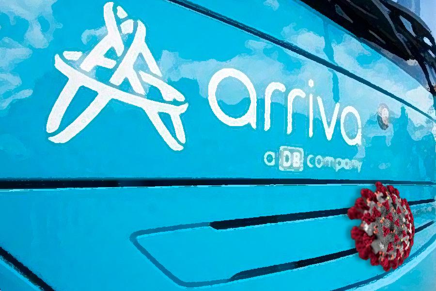 ERTE y medidas de contención en Arriva Galicia