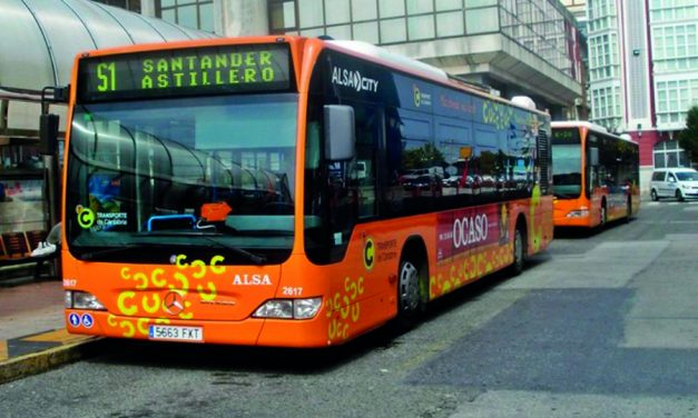 UGT denuncia un recorte del 50% del transporte público interurbano que aumenta aún más la aglomeración de usuarios