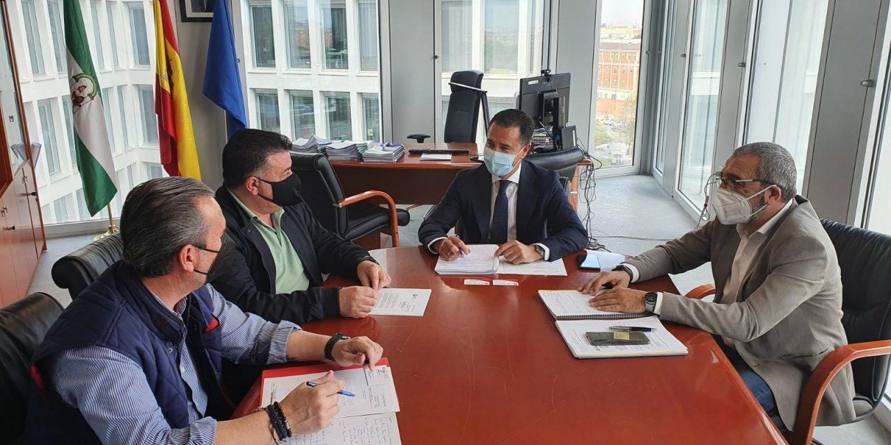 FeSMC-UGT se reúne con la Dirección General de Movilidad  de la Junta de Andalucía